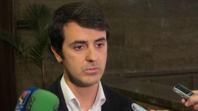 Pedro Navarro, Portavoz Adjunto Del PP