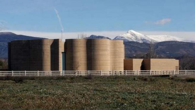 Centro de Arte y Naturaleza Fundación Beulas (Huesca)