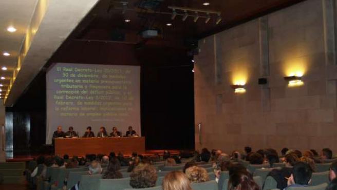 Jornada En La DPH Sobre Las Últimas Reformas Legales Que Afectan A Municipios
