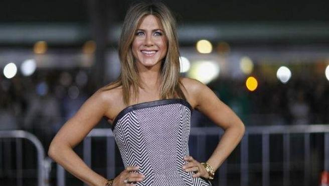 La actriz Jennifer Aniston, en una imagen reciente.