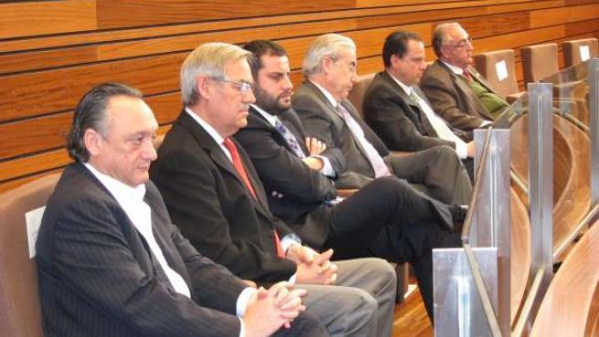 Consejeros Del Consejo De Cuentas Y Del Consultivo
