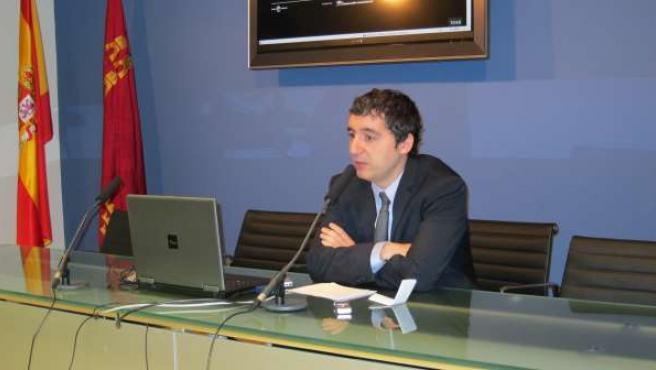 Pedro Alberto Cruz En Rueda De Prensa