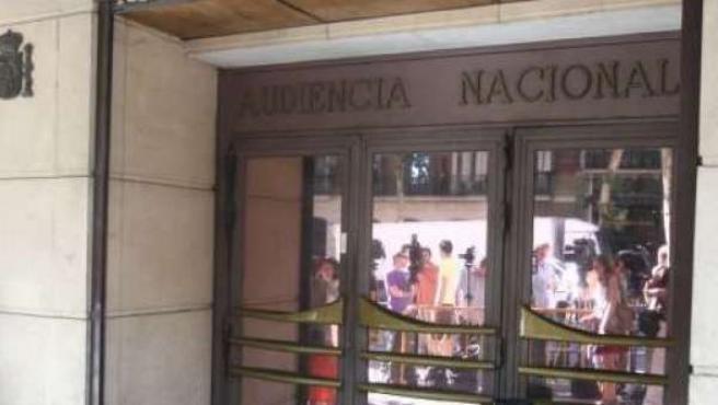 Imagen de archivo de la Audiencia Nacional.