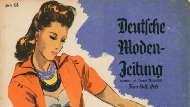 Una revista de tiempos del Tercer Reich.