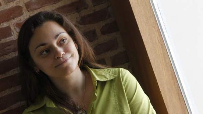 La autora valenciana de 34 años Laura Gallego.