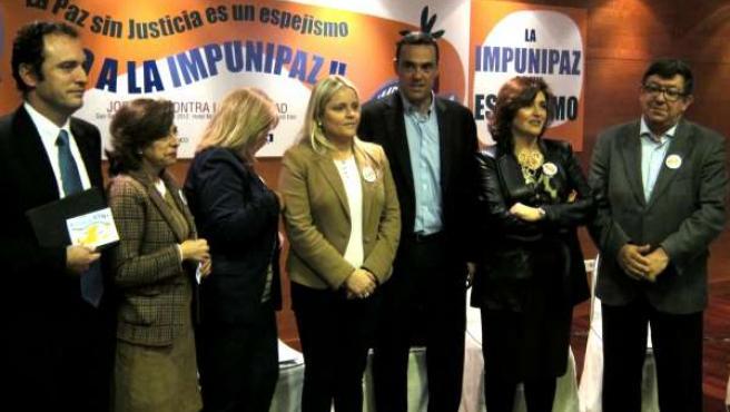Jornadas De La Fundación Miguel Ángel Blanco.
