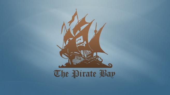 Logotipo de The Pirate Bay.