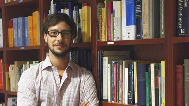 Álvaro Peláez, responsable de estrategia en medios sociales Fundéu.