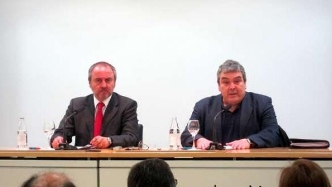 Jorge Cabré Y Estaban Ibarra