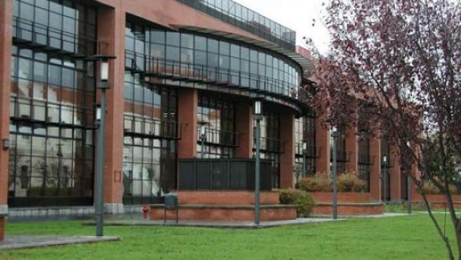 El campus de Getafe de la Universidad Carlos III.