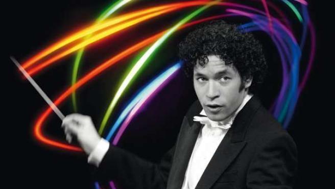 Portada Del Disco De Gustavo Dudamel