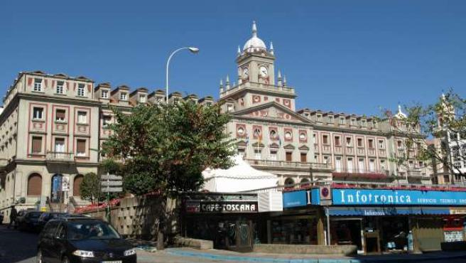 Ayuntamiento de Ferrol (A Coruña)