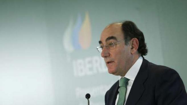 Ignacio Sánchez Galán En Los Resultados 2011