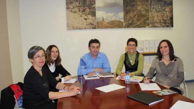 Reunión Los Monegros Pays Tolosan
