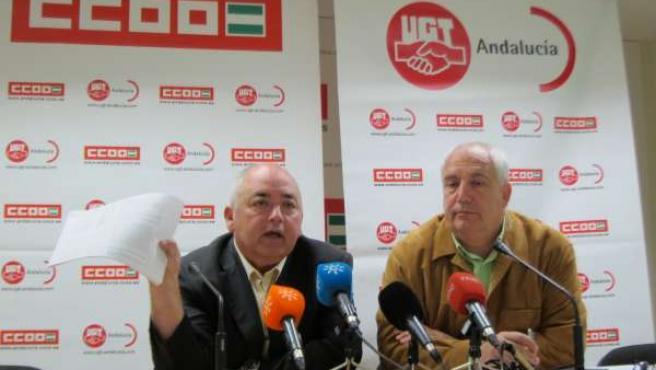 Manuel Pastrana Y Francisco Carbonero
