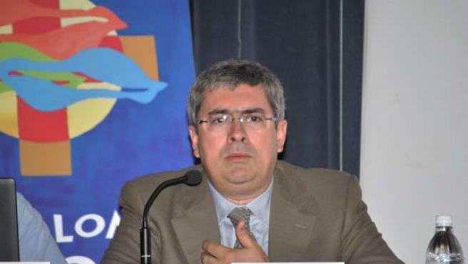 El Alcalde De San Bartolomé De Tirajana (Gran Canaria), Marco Aurelio Pérez