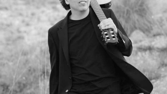 El cantante canario Pedro Guerra