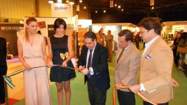 Inauguración En Fibes De Expobelleza 2012
