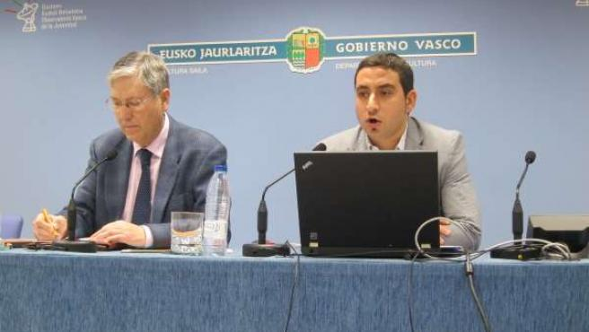 Víctor Urrutia Y Natxo Rodríguez