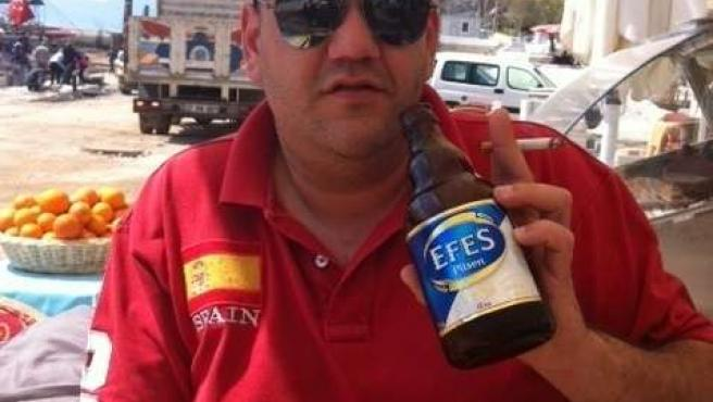 Diego Martínez, En El Puerto De Antalya