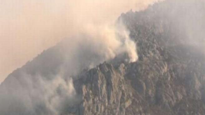 Dificultades para acceder a incendios en Cantabria