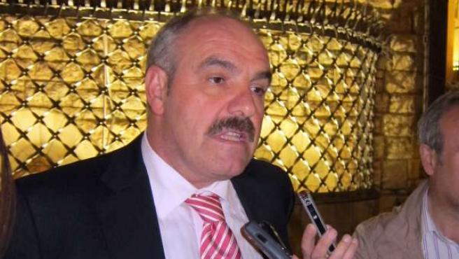 El Secretario General De UGT En Caja España-Duero, Antonio Muñoz
