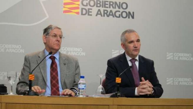 Alfonso García Roldán Y Manuel Magdaleno