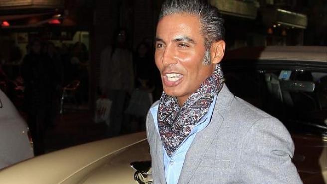 El cantante Pitingo, en una imagen de archivo.