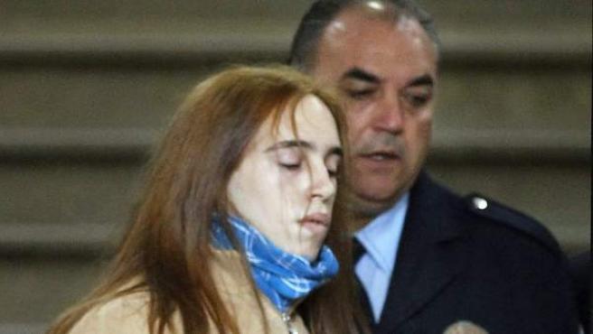 'El Cuco', uno de los condenados por el asesinato de la joven sevillana Marta del Castillo.