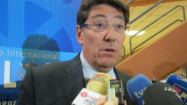 El Consejero De Industria E Innovación De, Arturo Aliaga