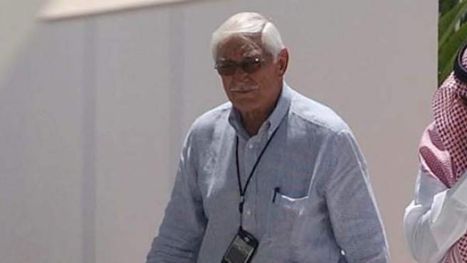 El magnate hispanosirio Eyad Kayali.