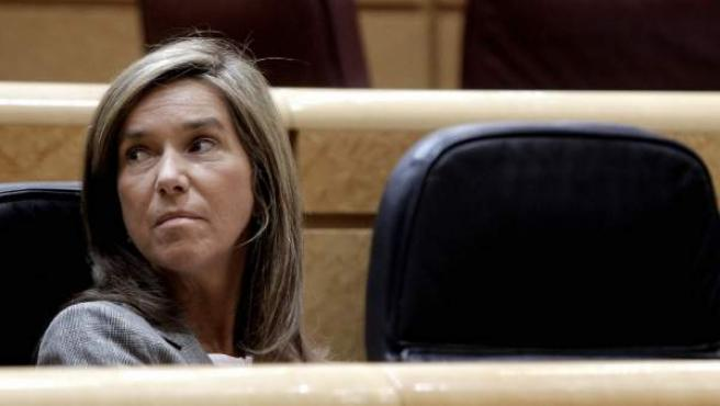 La ministra de Sanidad, Ana Mato, en una imagen de archivo.