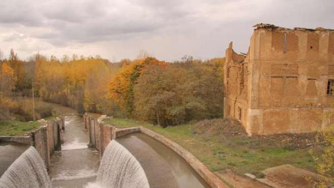 Canal de Castilla (Palencia)