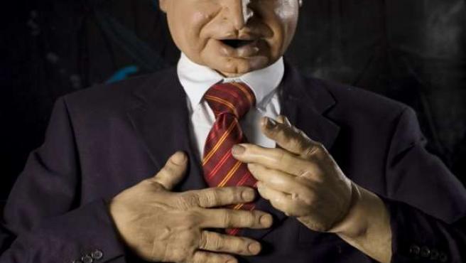 La Marioneta De Zapatero En El Guiñol De Canal Plus