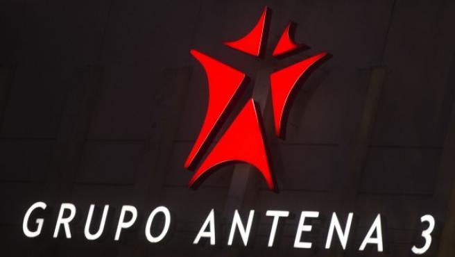 Fachada de la sede del Grupo Antena 3 en San Sebastián de los Reyes, Madrid.