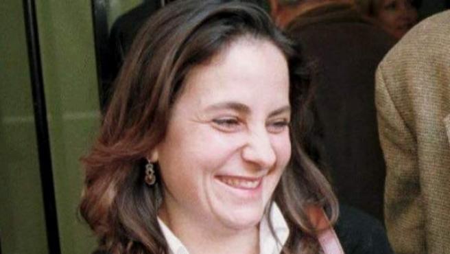 Resurrección Galera, la profesora del religión de Almería, despedida tras casarse con un divorciado.