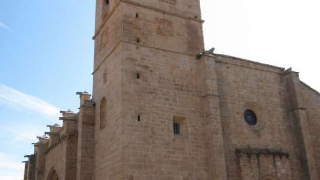Concatedral Santa María De Cáceres