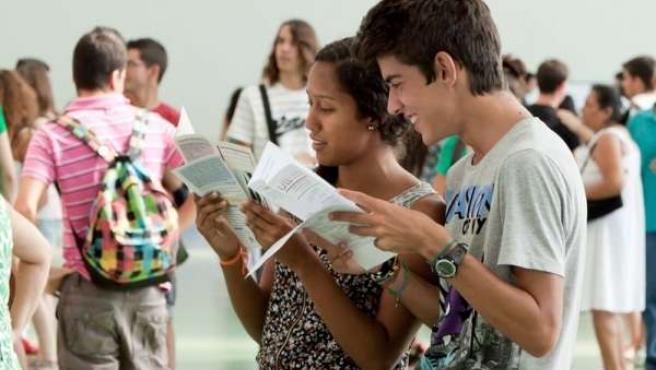 Alumnos De La ULL