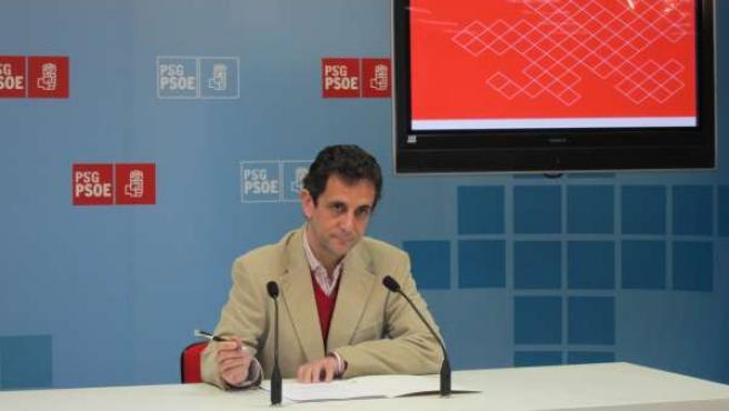 El Secretario De Emprego Del Psdeg, José Manuel Civeira Moure