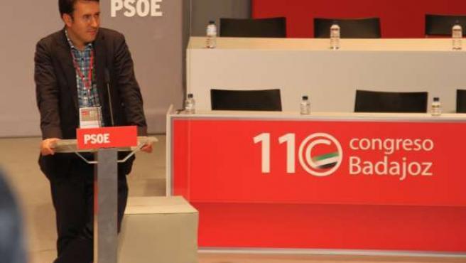 Rafael Lemus En Congreso PSOE