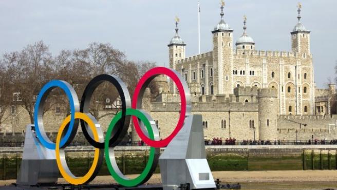 Imagen de los Juegos de Londres.