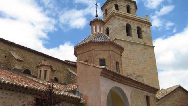 Catedral De Albarracín