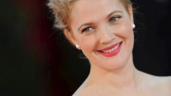 La actriz Drew Barrymore.