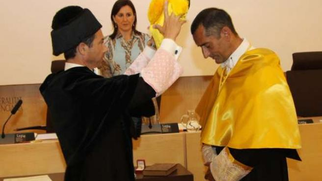 Investidura Como Doctor Honoris Causa Del Cirujano Pedro Cavadas.