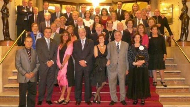 Participantes En Congreso