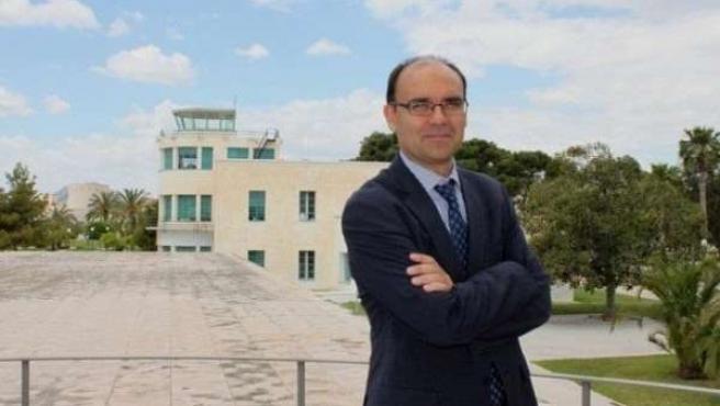 Manuel Palomar, Nuevo Rector De La Universidad De Alicante