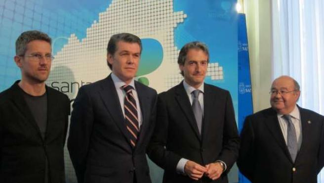 Presentación Del Centro De Investigación De Ferrovial En Santander