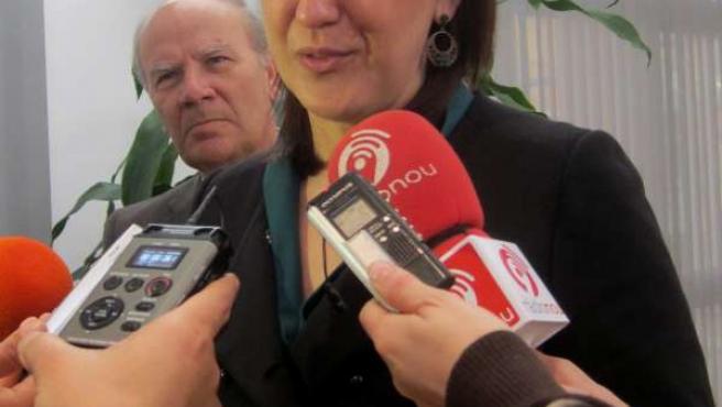 María José Catalá.