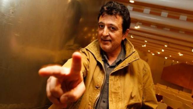 El músico Manolo García, en una foto de archivo.