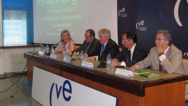 Presentación De Fenienergía En Valladolid